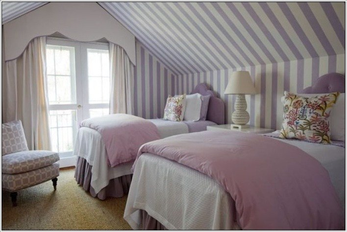 Best Boost Your Bed Room With Stripes House Interior Designs With Pictures