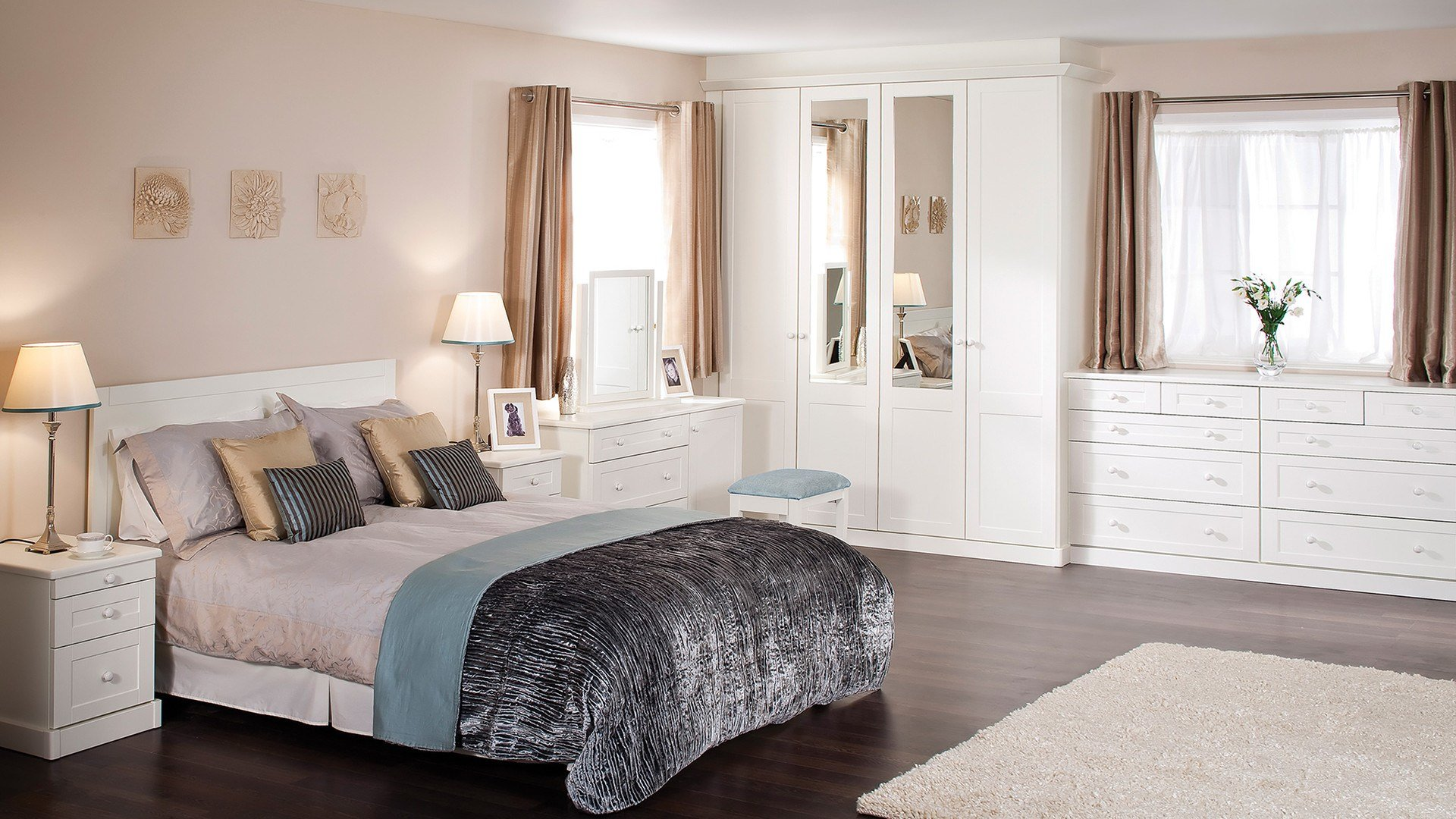 Best Interiors Fitted Bedroom Furniture Wardrobes Uk With Pictures