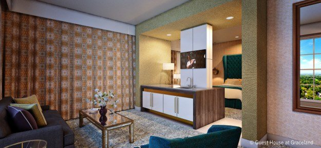 Best New Hotel Is Opening Steps Away From Graceland With Pictures