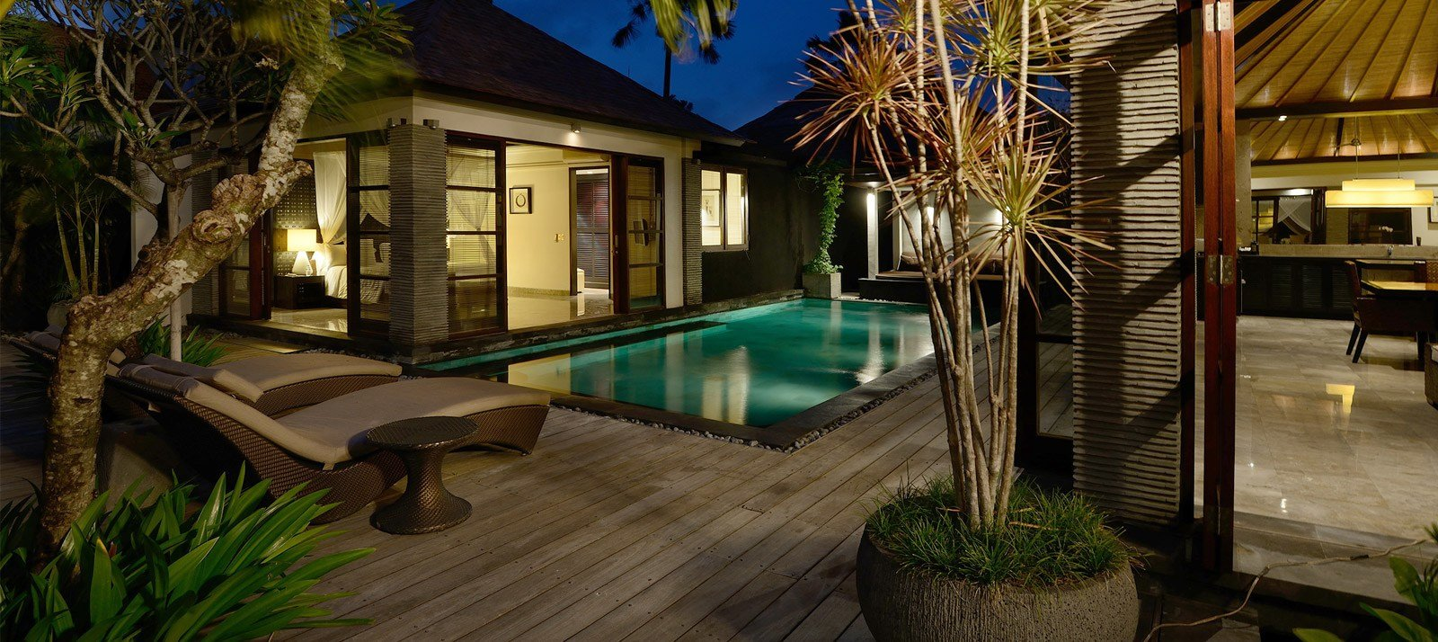 Best Luxury Private Villa Accommodation Peppers Seminyak Bali With Pictures