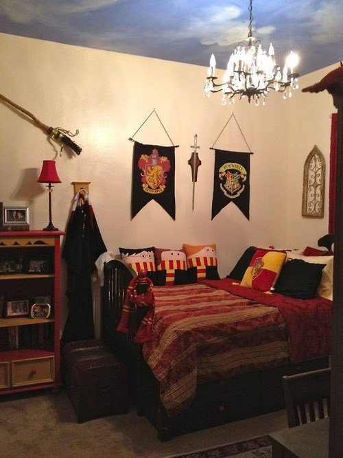 Best Harry Potter Room Pinterest Home Decor With Pictures