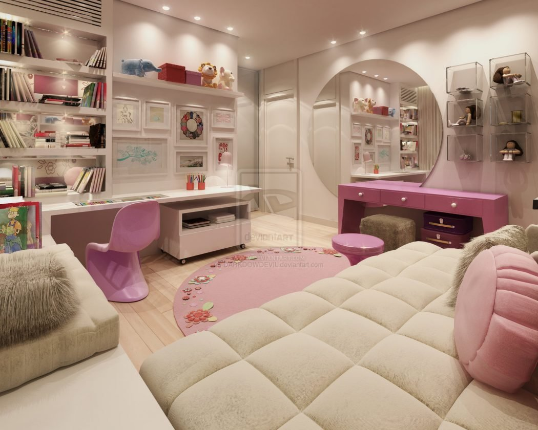 Best Girl Bedrooms In The World Home Decorating Ideas With Pictures