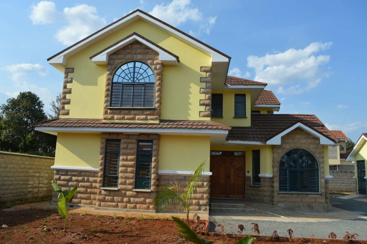 Best 4 Bedroom Maisonette Kahawa Sukari Estate Point With Pictures
