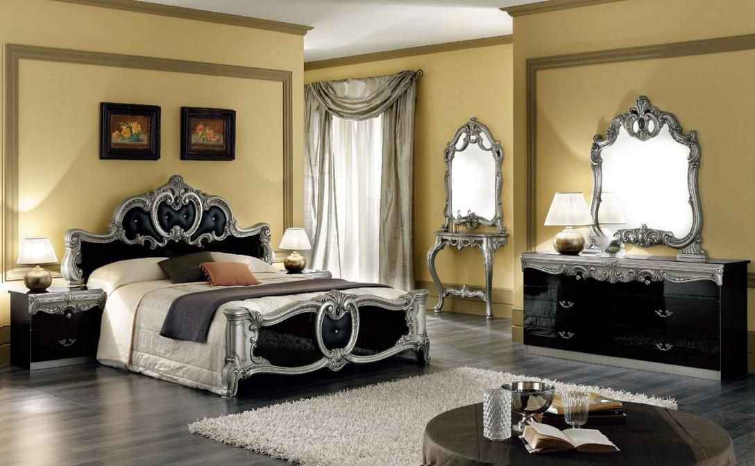 Best Made In Italy Leather High End Bedroom Furniture Overland With Pictures
