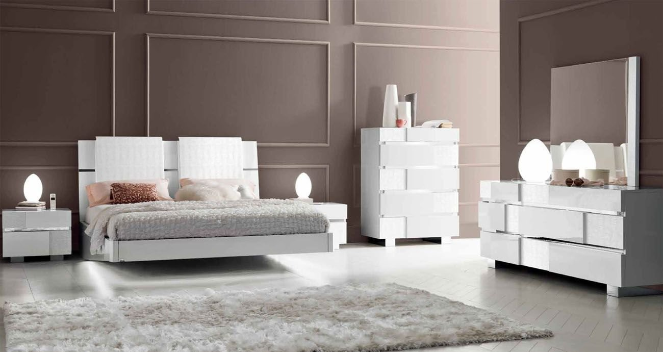 Best Made In Italy Wood Modern Contemporary Master Beds Los With Pictures