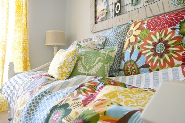 Best New Space Reveal A Big Girl Room Redo The Handmade Home With Pictures