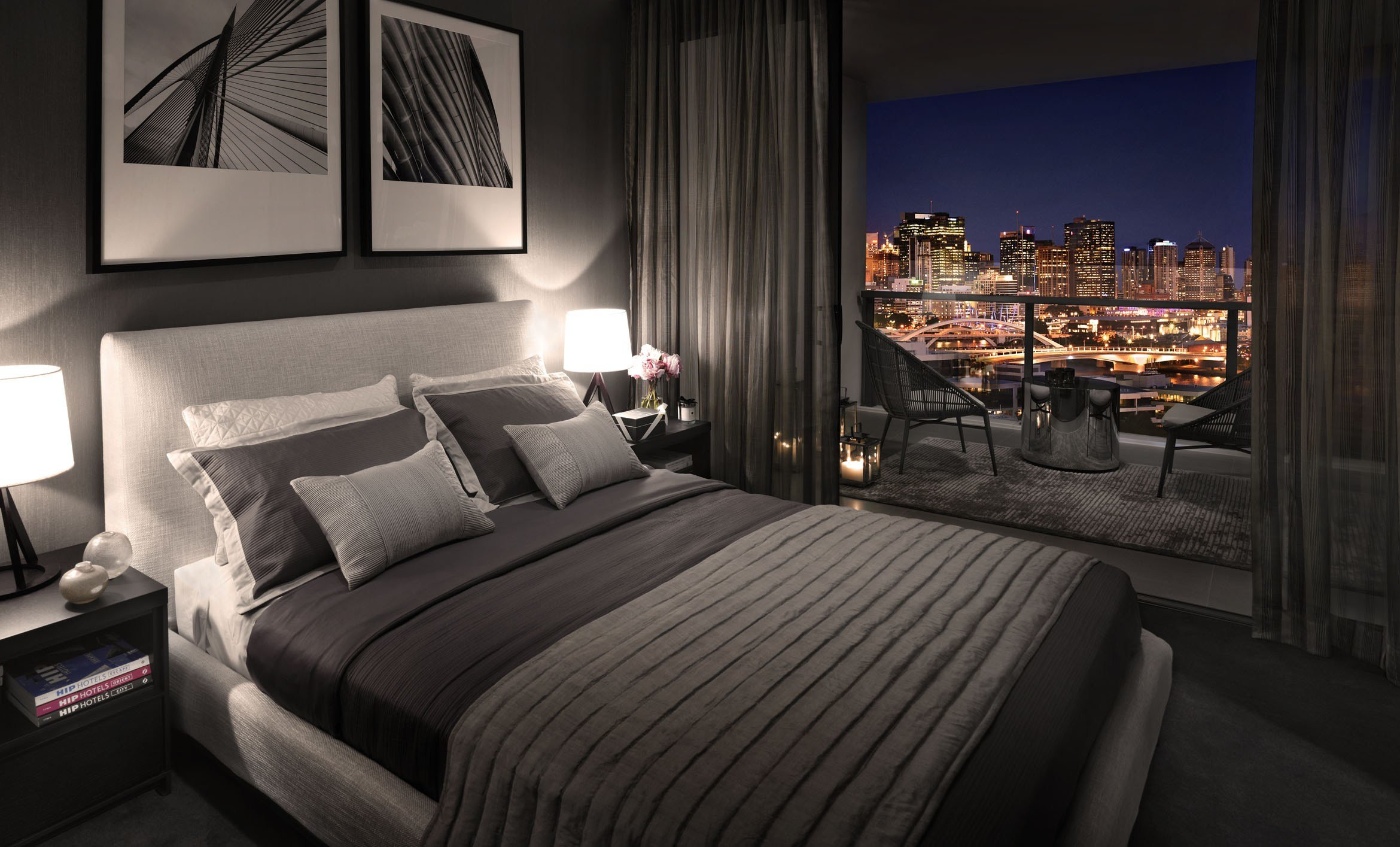 Best Brisbane 2 3 Bed Apartments For Sale The Milton Residences With Pictures