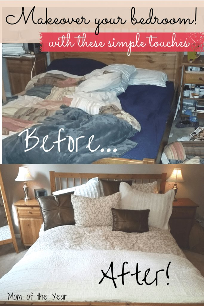 Best The Bedroom Makeover The Mom Of The Year With Pictures