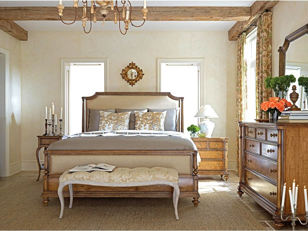 Best Palais Bedroom Set By Stanley Furniture Stanley Bedroom With Pictures