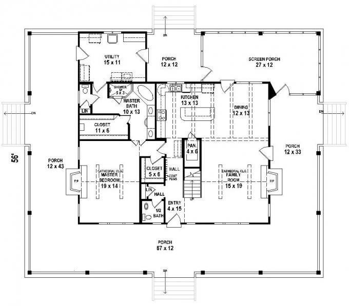 Best Unique Country Home Floor Plans Wrap Around Porch New Home Plans Design With Pictures