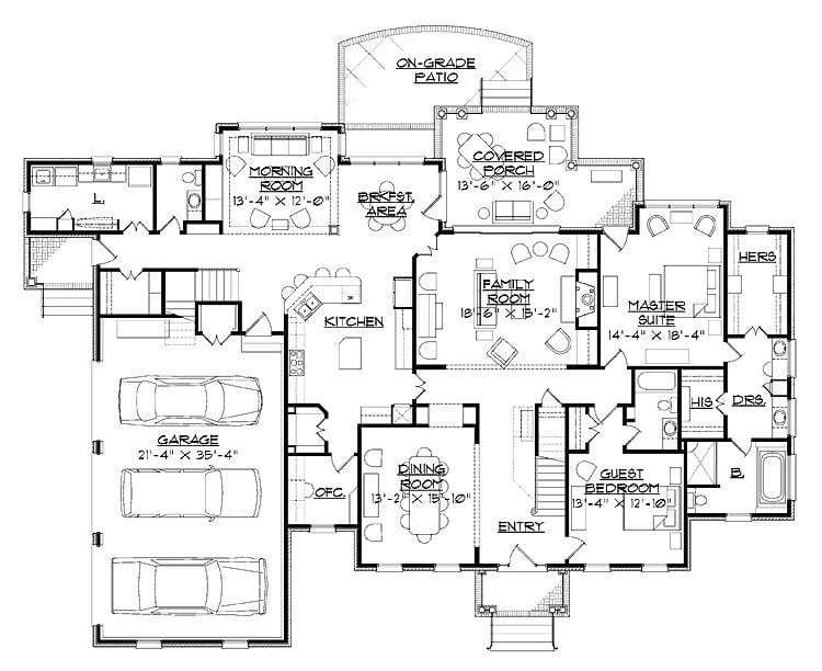Best Cool 6 Bedroom House Plans Luxury New Home Plans Design With Pictures