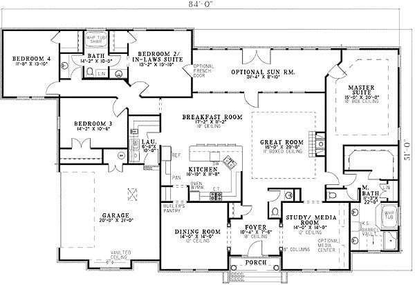 Best Beautiful House Plans With Two Master Bedrooms New Home With Pictures