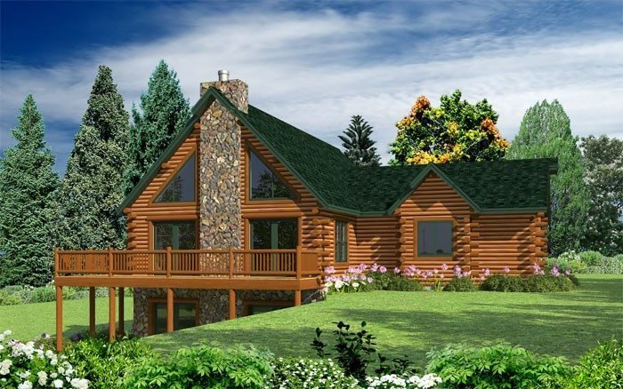 Best Wow How Much Does It Cost To Build A Log Cabin New Home Plans Design With Pictures