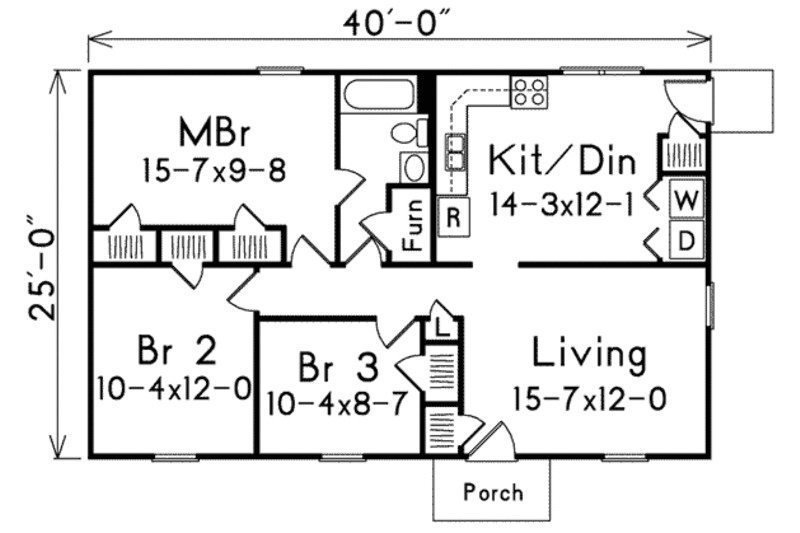 Best Of 3 Bedroom House Plans In 1000 Sq Ft New Home With Pictures