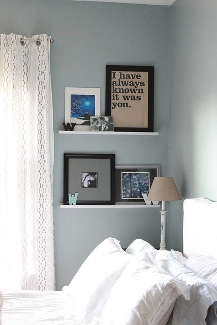 Best Decor Adventures Wall Shelves In Bedroom A Interior Design With Pictures