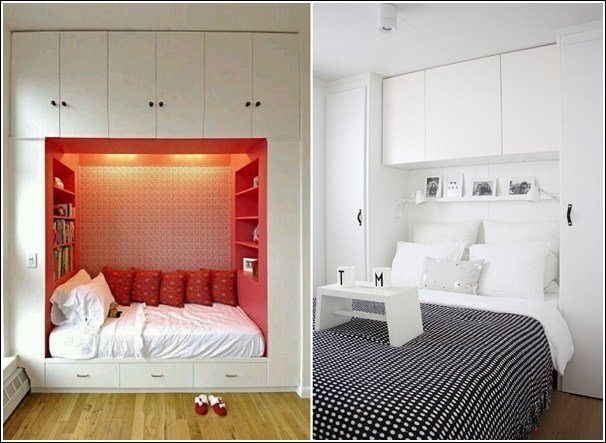 Best 5 Amazing Space Saving Ideas For Small Bedrooms Amazing With Pictures