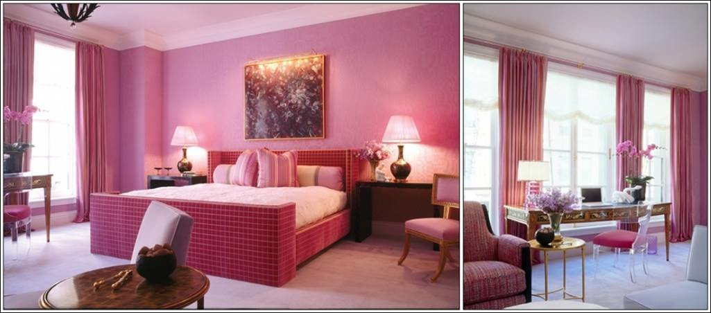 Best Splash Some Cheerful Raspberry Hues In Your House With Pictures