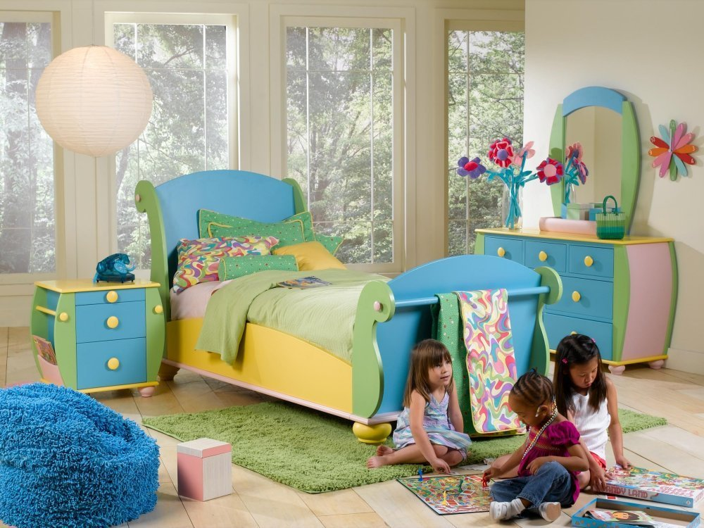 Best How To Decor Your Kid S Bedroom With Pictures
