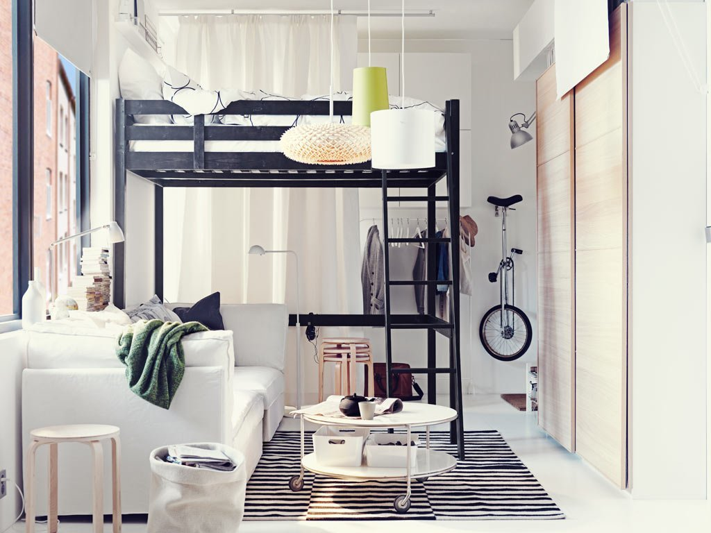 Best Ikea Ideas For Small Appartments With Pictures