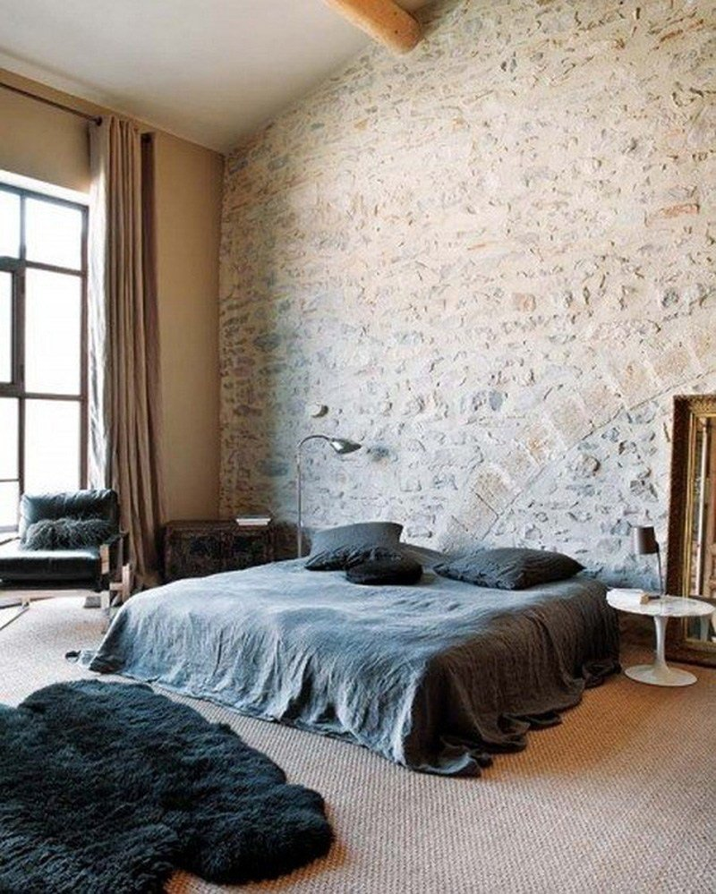 Best Bedroom Brick Wall Design Ideas With Pictures