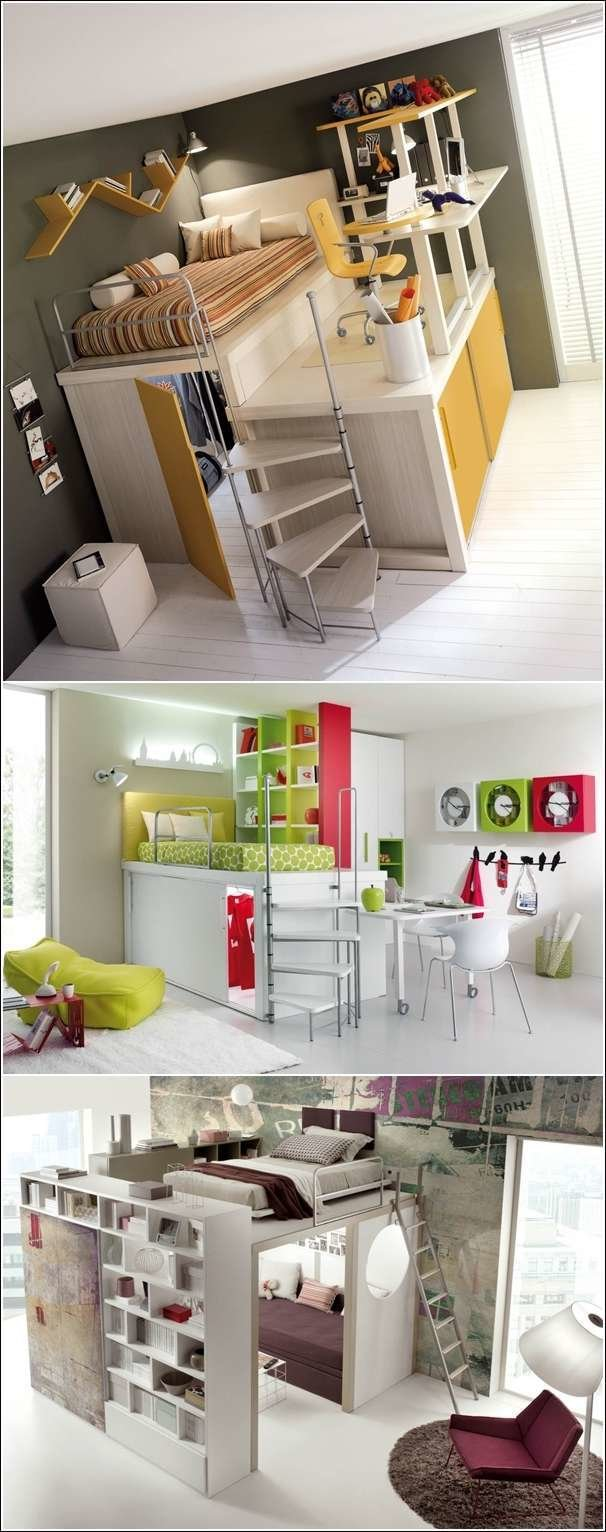 Best 5 Amazing Space Saving Ideas For Small Bedrooms With Pictures