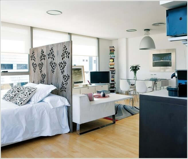 Best Clever Ways To Design A Living Room And Bedroom Combo With Pictures
