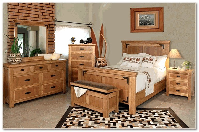 Best Rustic Bedroom Furniture Rustic Lodge Bedroom Set With Pictures