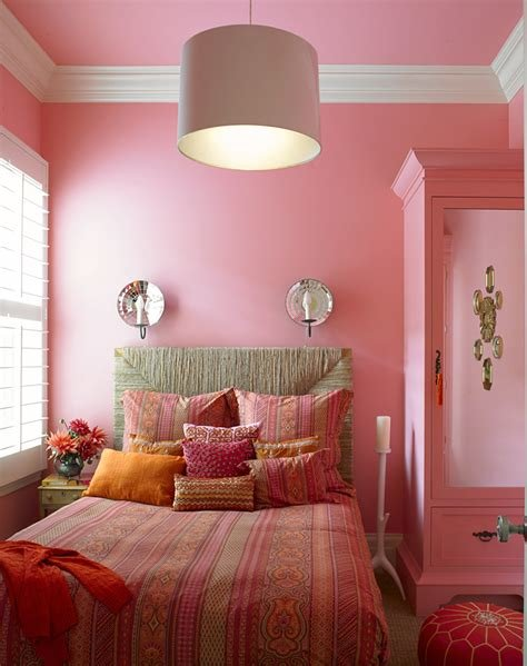 Best Luxury Girls Bedroom Decoration With Pink Color Schemes With Pictures
