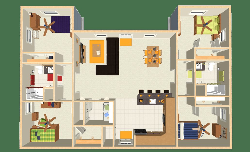 Best Oshkosh Apartments Floor Plans With Pictures