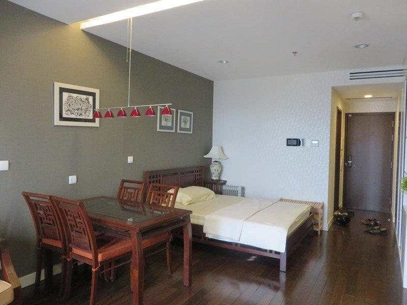 Best Renting Nice Apartment With 1 Bedroom 1 Bathroom In Lancaster Tower Ba Dinh Hanoi With Pictures