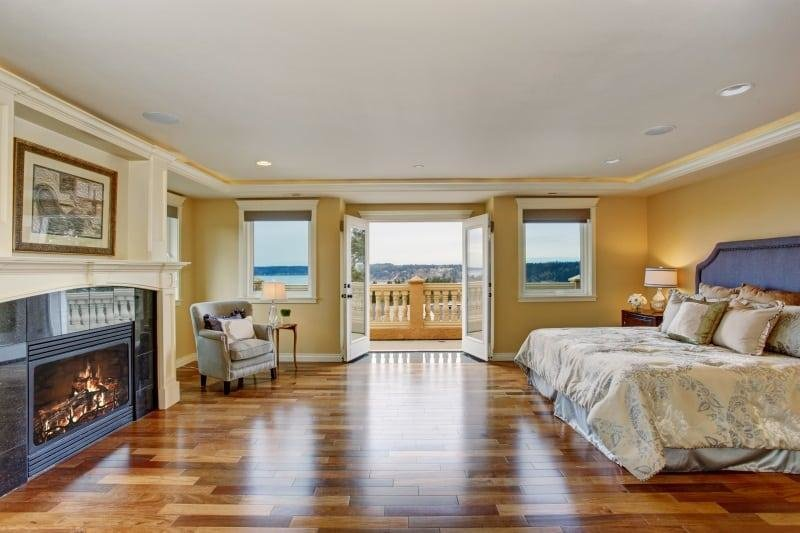 Best Gorgeous Master Bedrooms With Hardwood Floors • Page 6 Of With Pictures
