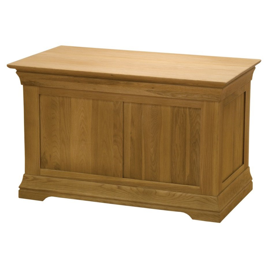 Best Avignon Solid Oak Blanket Box Storage Chest Trunk Bedroom Furniture Ebay With Pictures