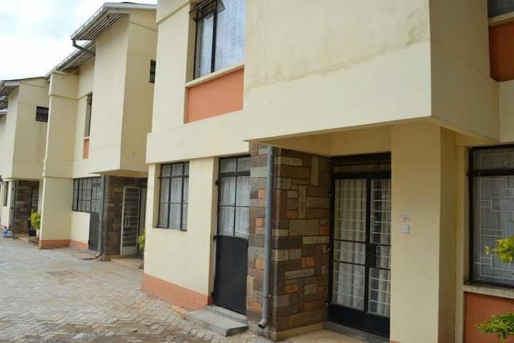 Best 3 Bedroom Townhouse In Kilimani – Murage Estate Agents With Pictures