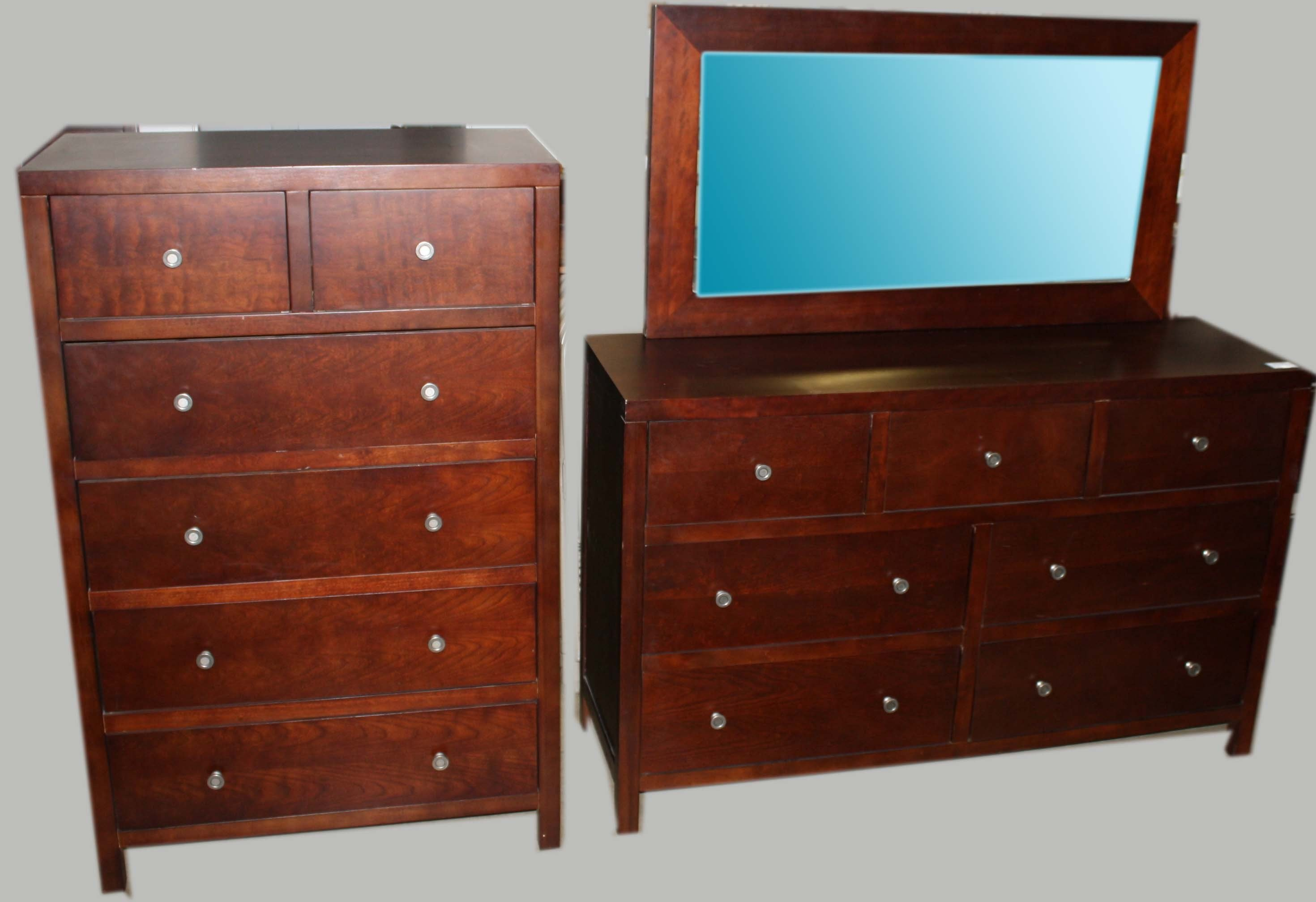Best Zocalo Modern Bedroom Set Jpg Merrill S Auction With Pictures