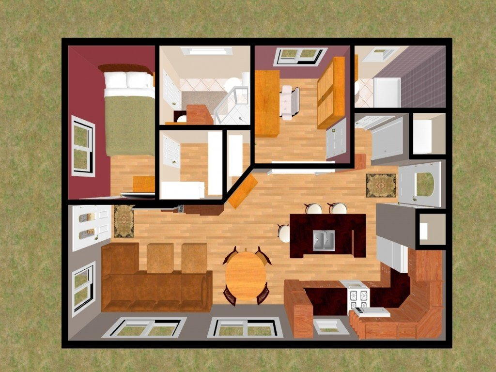 Best Simple Small House Floor Plans Small House Floor Plans 2 With Pictures