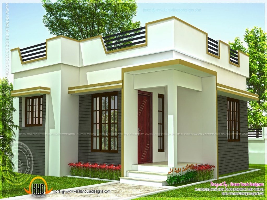 Best Small Two Bedroom House Plans Small House Plans Kerala With Pictures