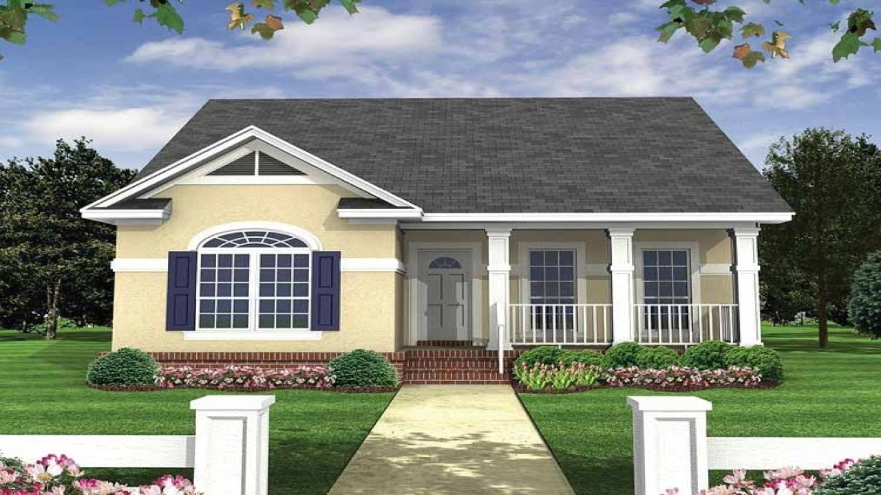 Best Small Bungalow House Plans Designs Small Two Bedroom House With Pictures