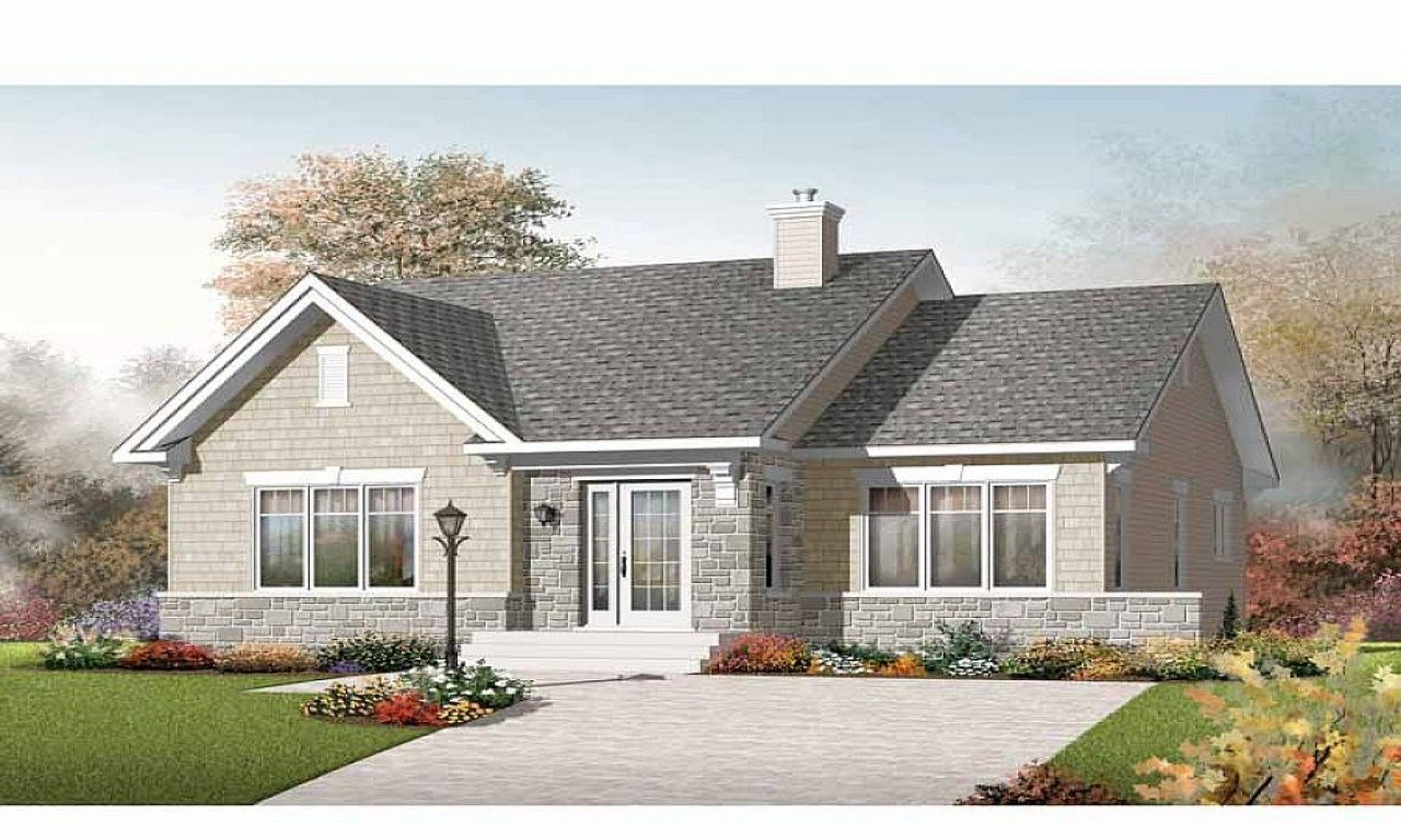 Best Elevated 2 Bedroom Bungalow House 2 Bedroom Bungalow House With Pictures