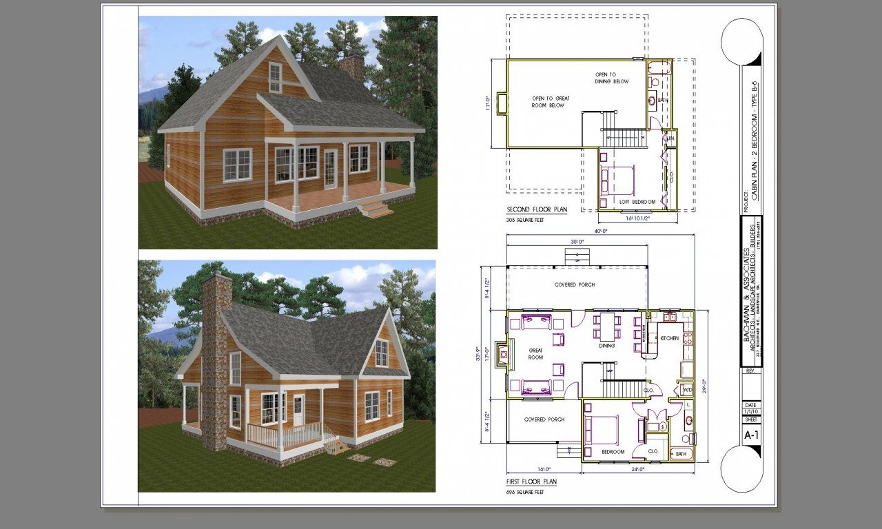 Best Small 2 Bedroom House Small 2 Bedroom Cabin Plans 4 With Pictures