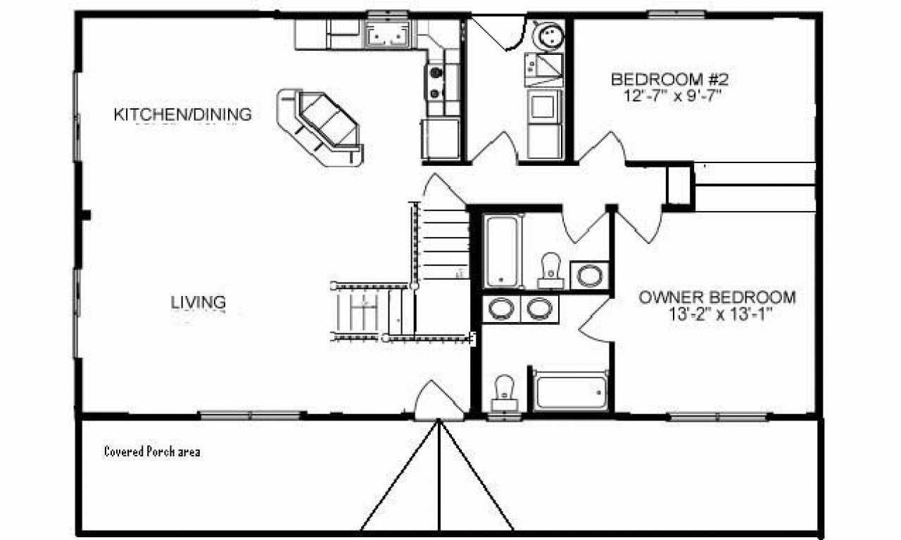 Best Rustic Cabin Floor Plans Unique House Plans 2 Bedroom Cabin Floor Plans Small Rustic Cabin With Pictures