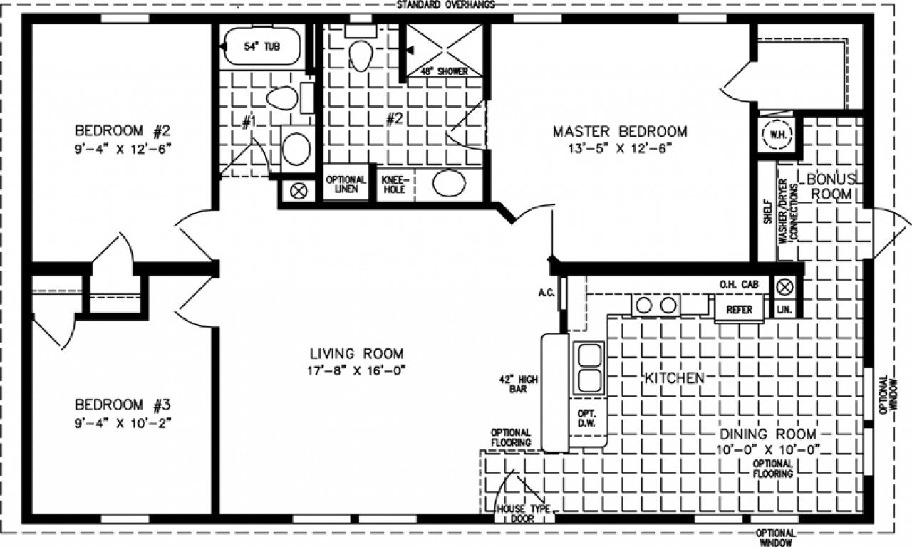 Best Ranch House Floor Plans House Floor Plans Under 1000 Sq Ft With Pictures