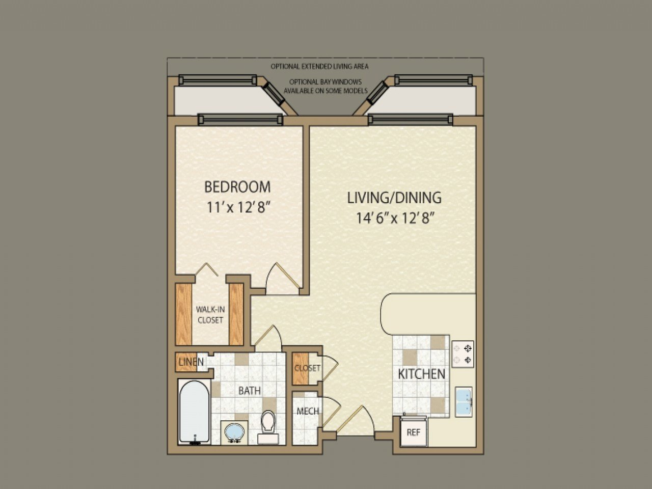 Best Small 2 Bedroom House Plans Small 1 Bedroom Cabin Floor With Pictures