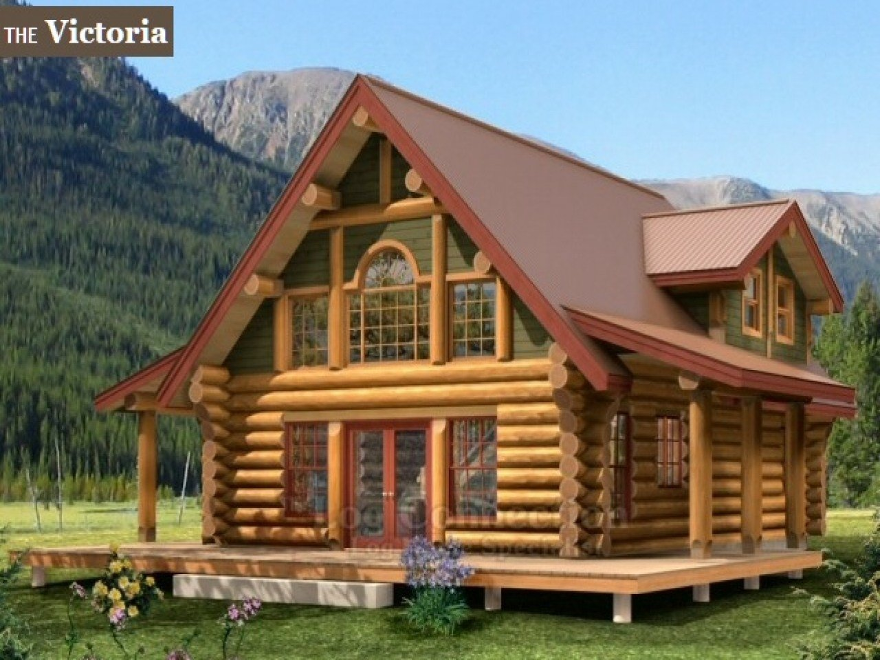 Best Manufactured Log Cabin Pricing Cumberland Log Cabin Kit With Pictures