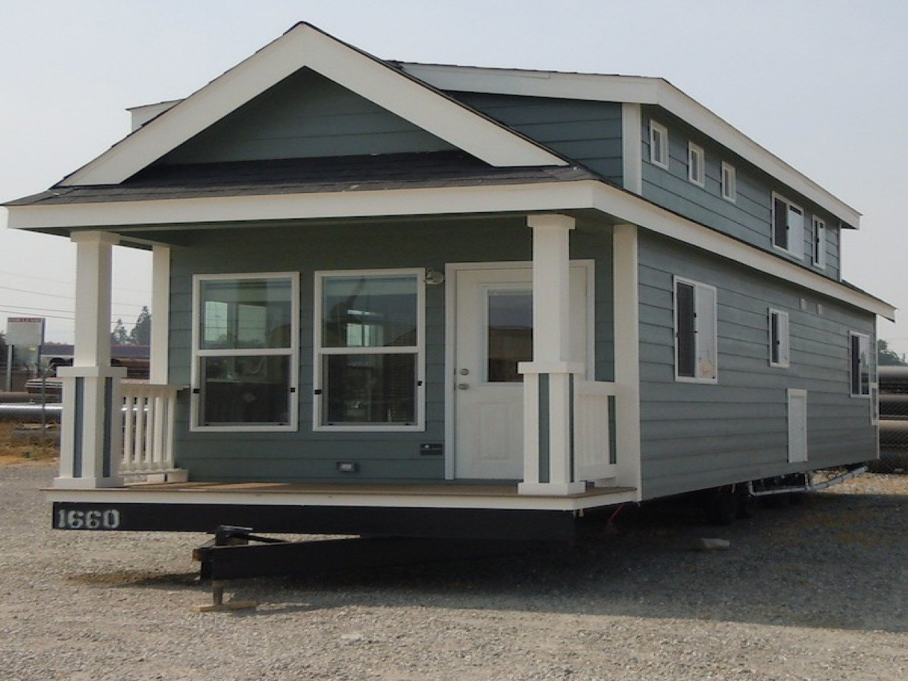 Best Big Tiny House On Wheels Tiny House Trailer 2 Story Tiny With Pictures