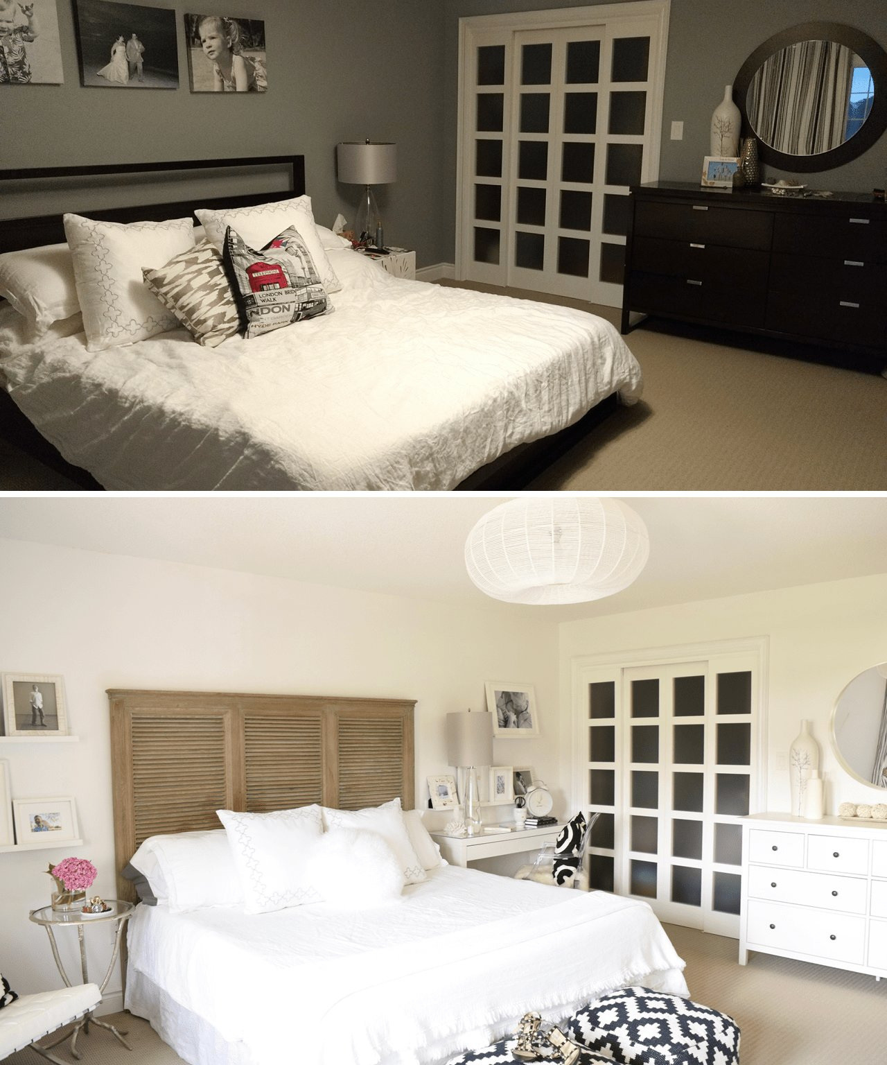 Best Master Bedroom Makeover On A Budget Mommy Gearest With Pictures