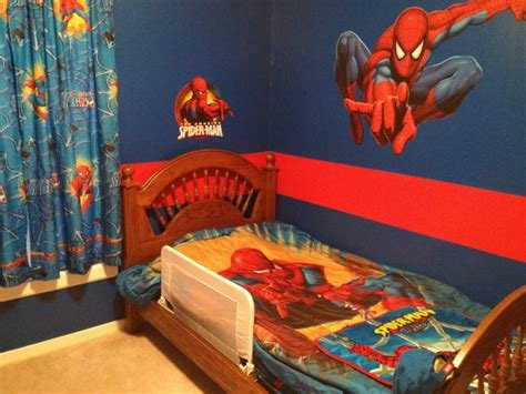 Best Decorative Spiderman Bedroom Set Quecasita With Pictures