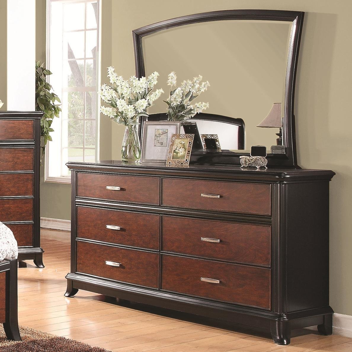 Best Coaster Josephina Two Tone Panel Bedroom Set With Pictures