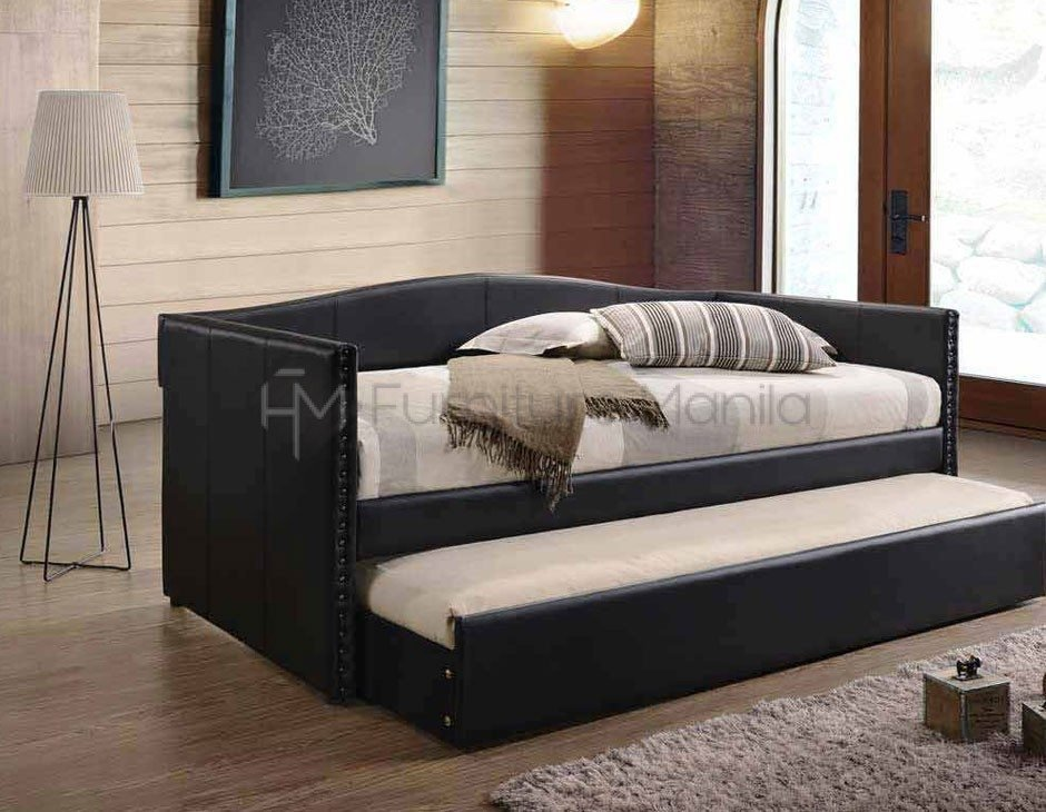 Best Bk500 Day Bed With Trundle Home Office Furniture With Pictures