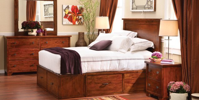Best Bedroom Expressions Madagascar 4 Pc Queen Storage Group With Pictures