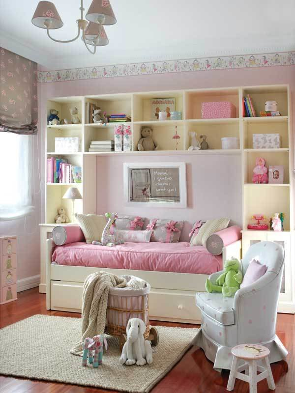 Best 20 Cute Girls Room Design Ideas With Pictures